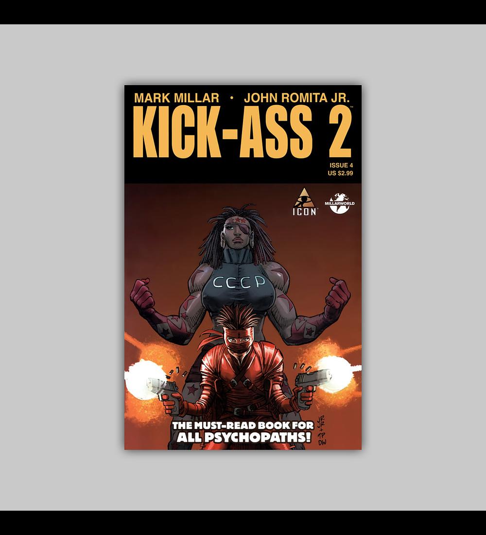 Kick-Ass 2 4 2011