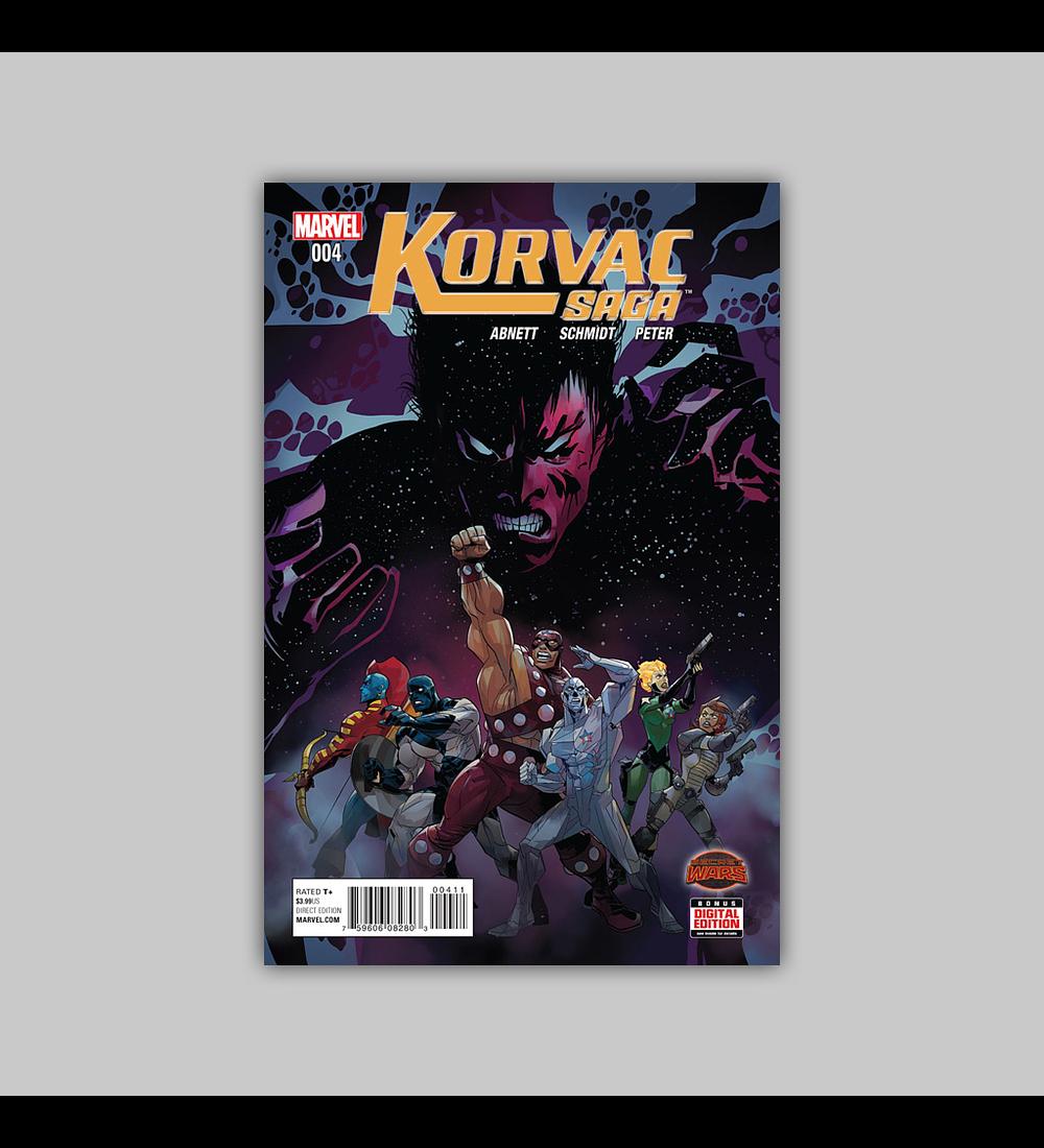 Korvac Saga 4 2015