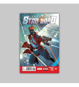 Legendary Star-Lord 5 2015