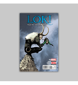 Loki: Agent of Asgard 12 2015