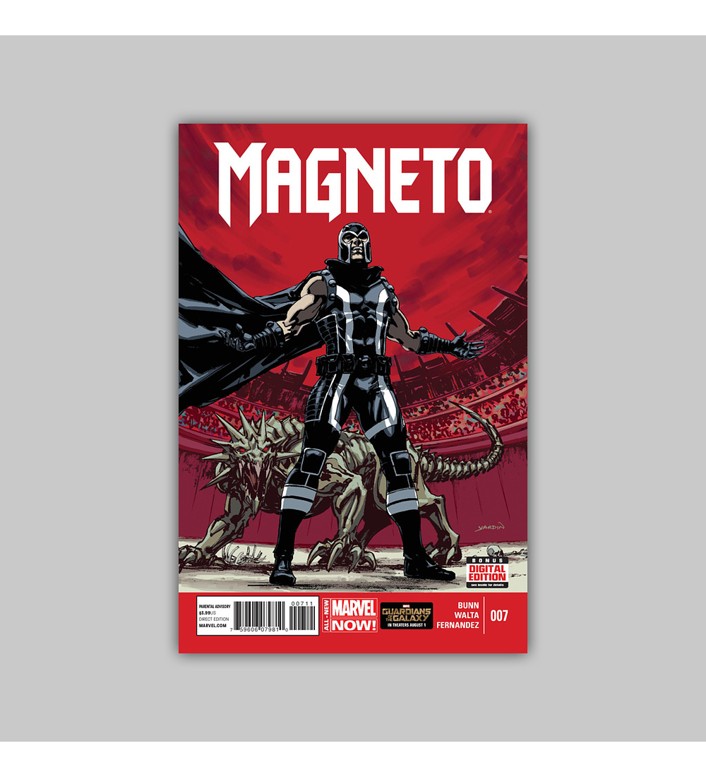 Magneto 7 2014