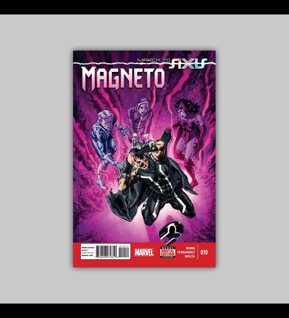 Magneto 10 2014