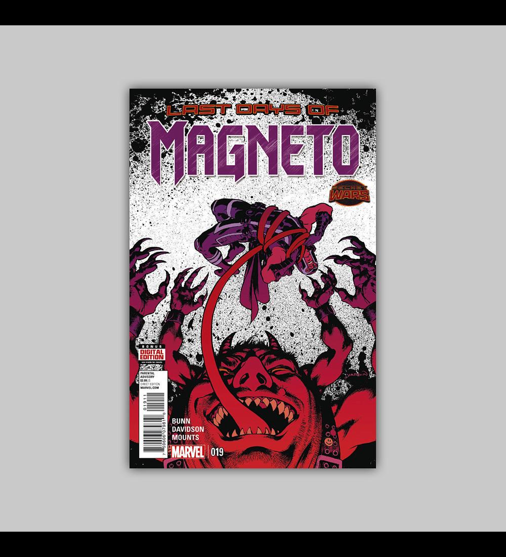 Magneto 19 2015