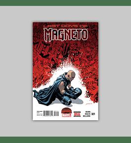 Magneto 21 2015