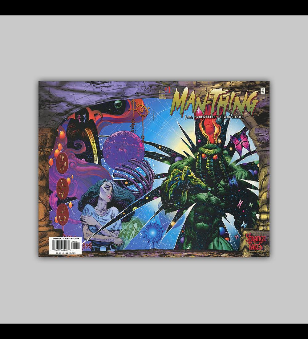Man-Thing 1 1997