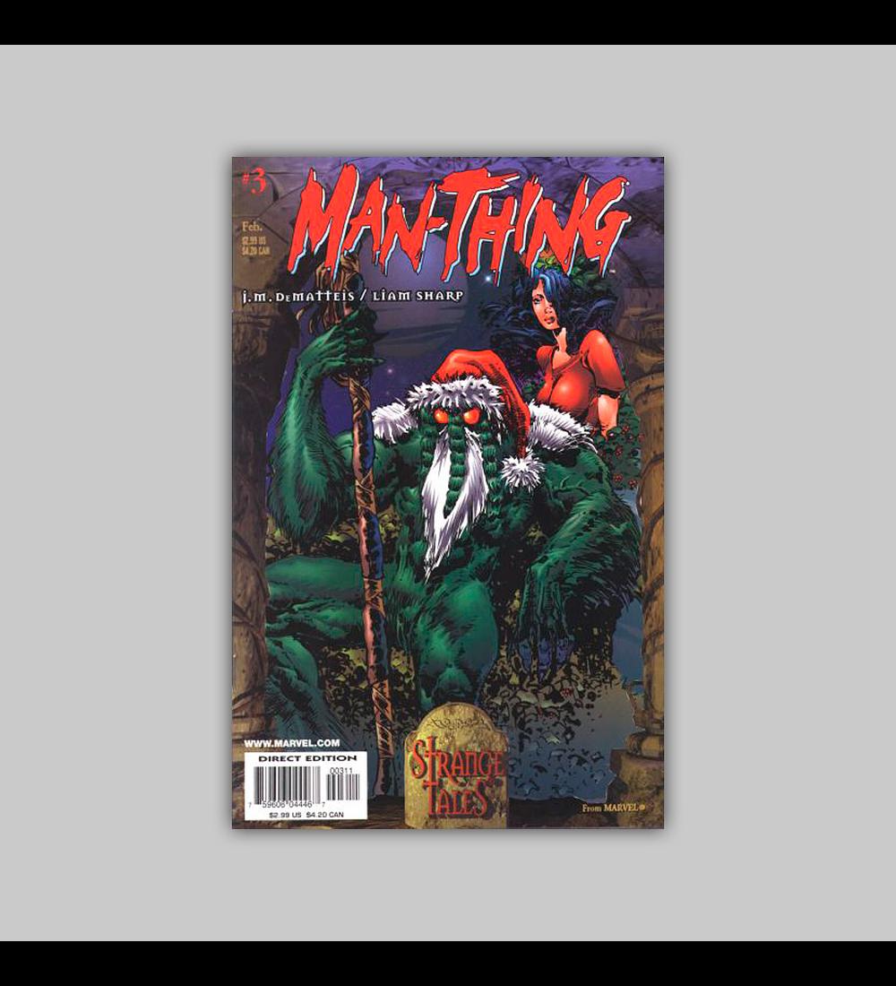 Man-Thing 3 1998