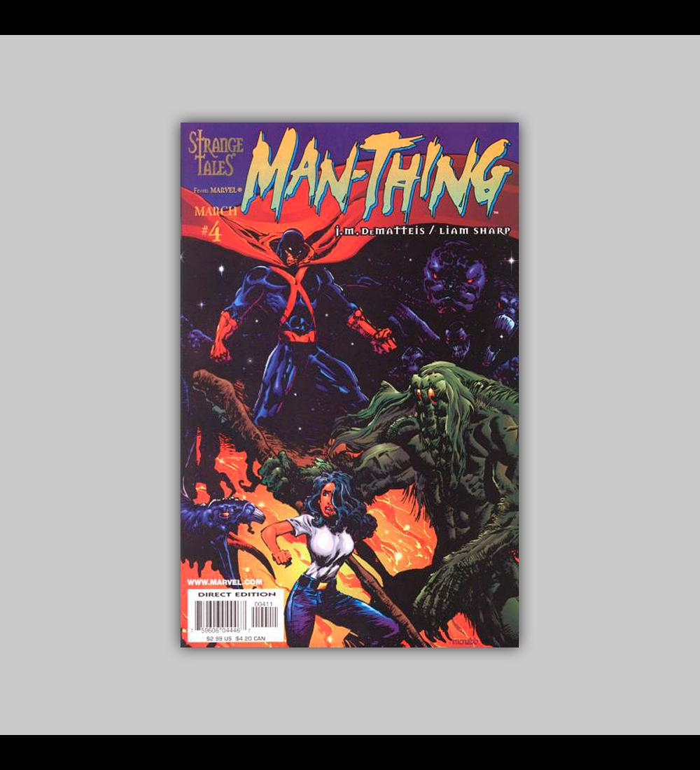 Man-Thing 4 1998