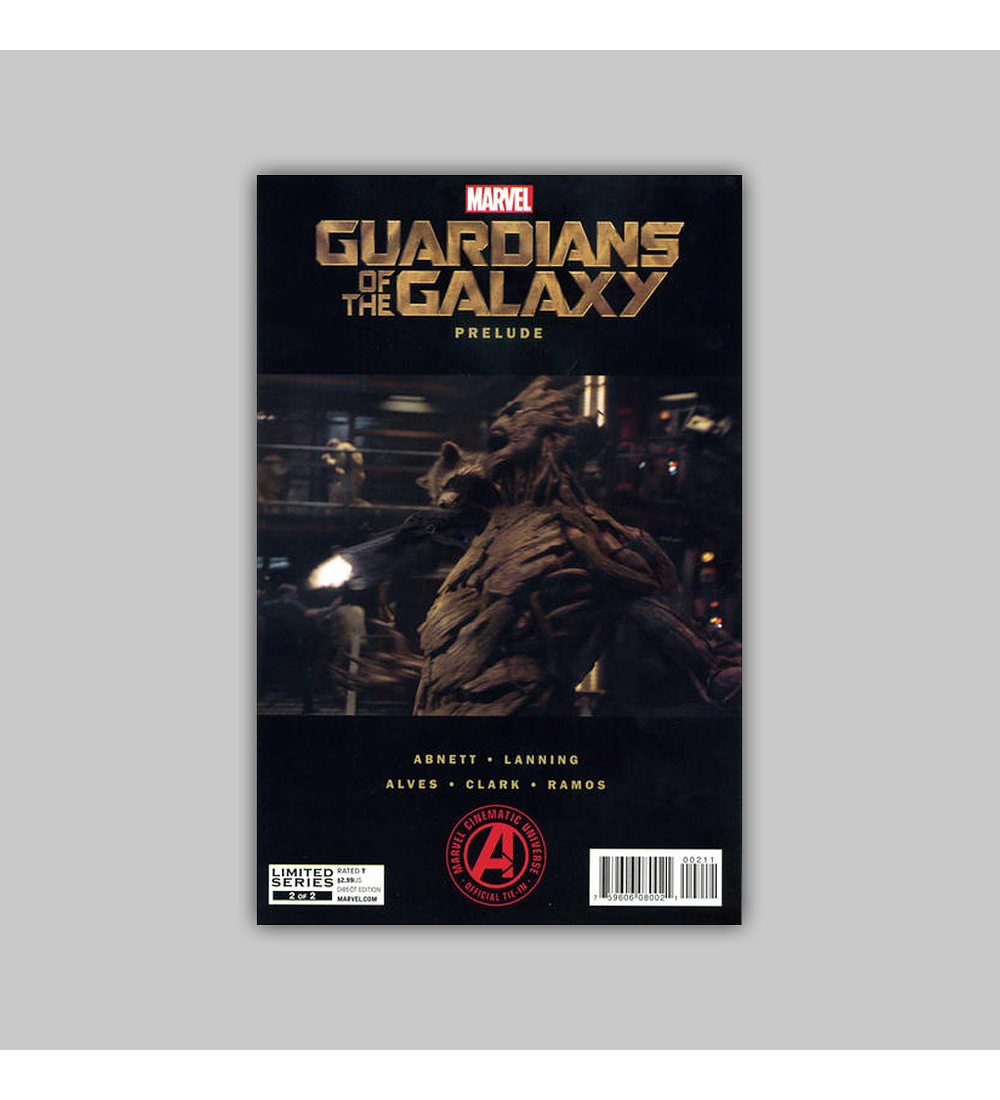 Marvel's Guardians of the Galaxy 2 2014