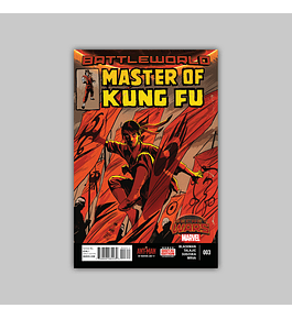 Master of Kung-Fu 3 2015