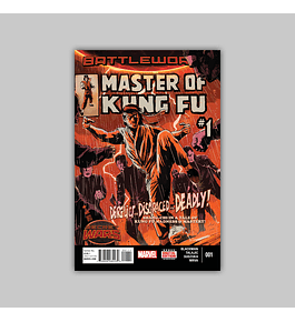 Master of Kung-Fu (complete limited series) 2015