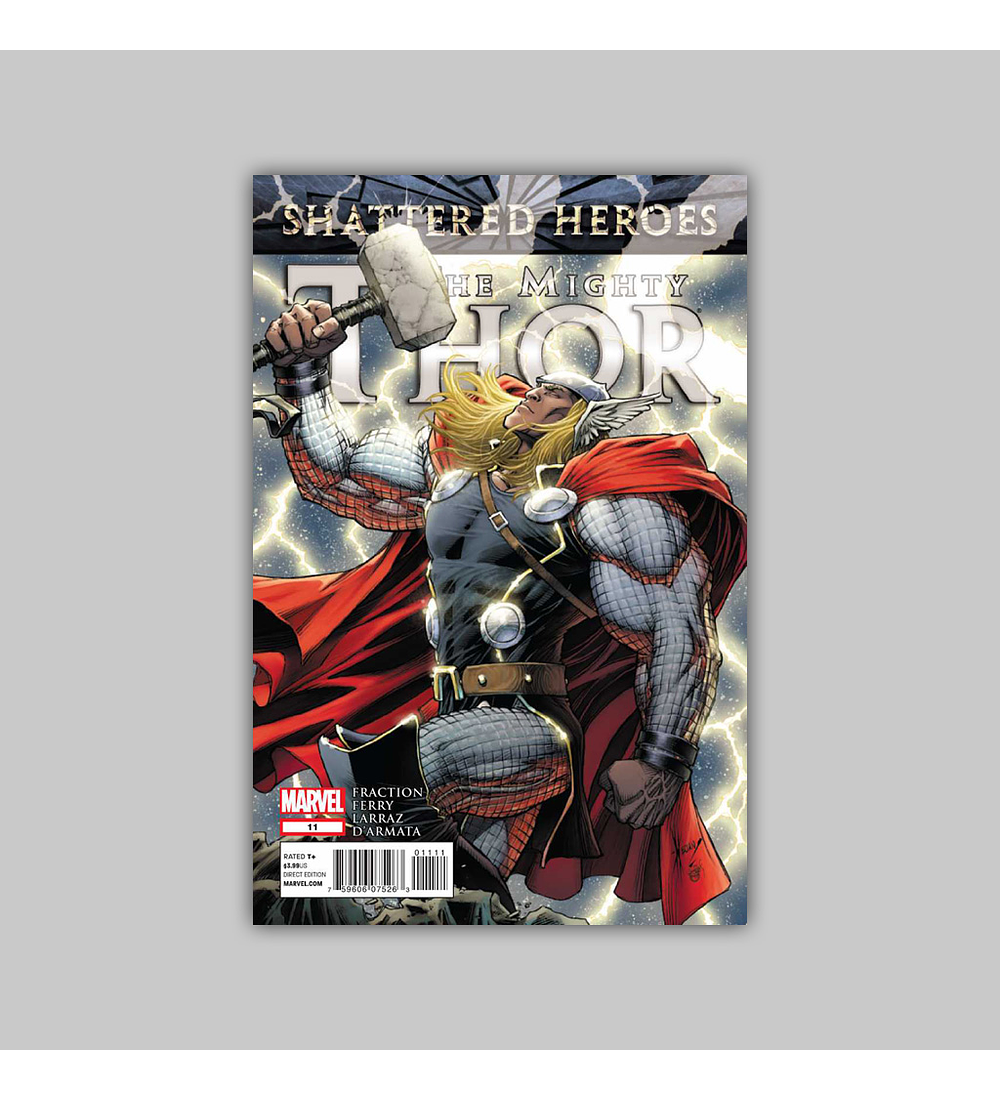 Mighty Thor 11 2012