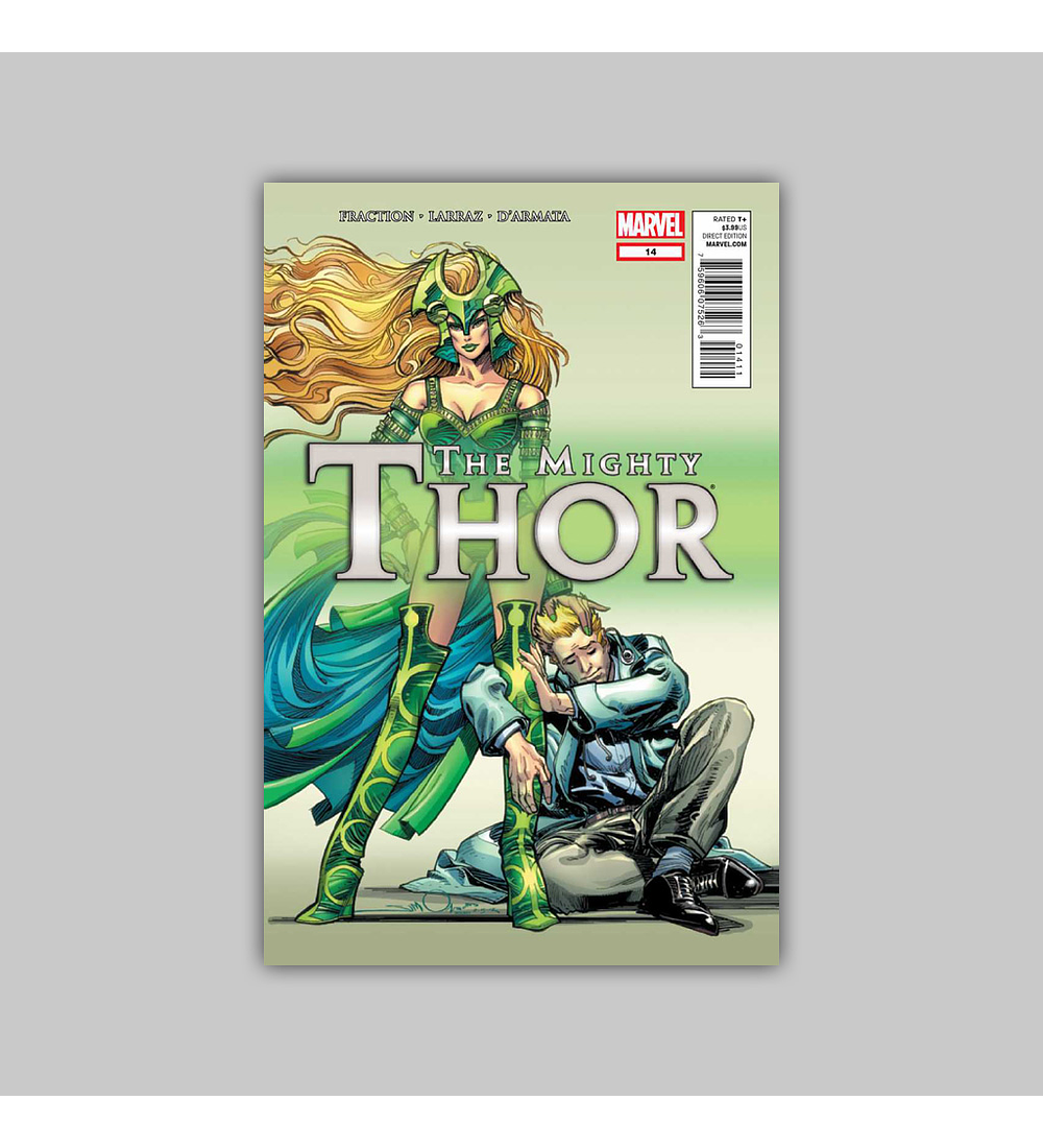 Mighty Thor 14 2012