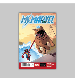 Ms. Marvel (Vol. 2) 8 2014