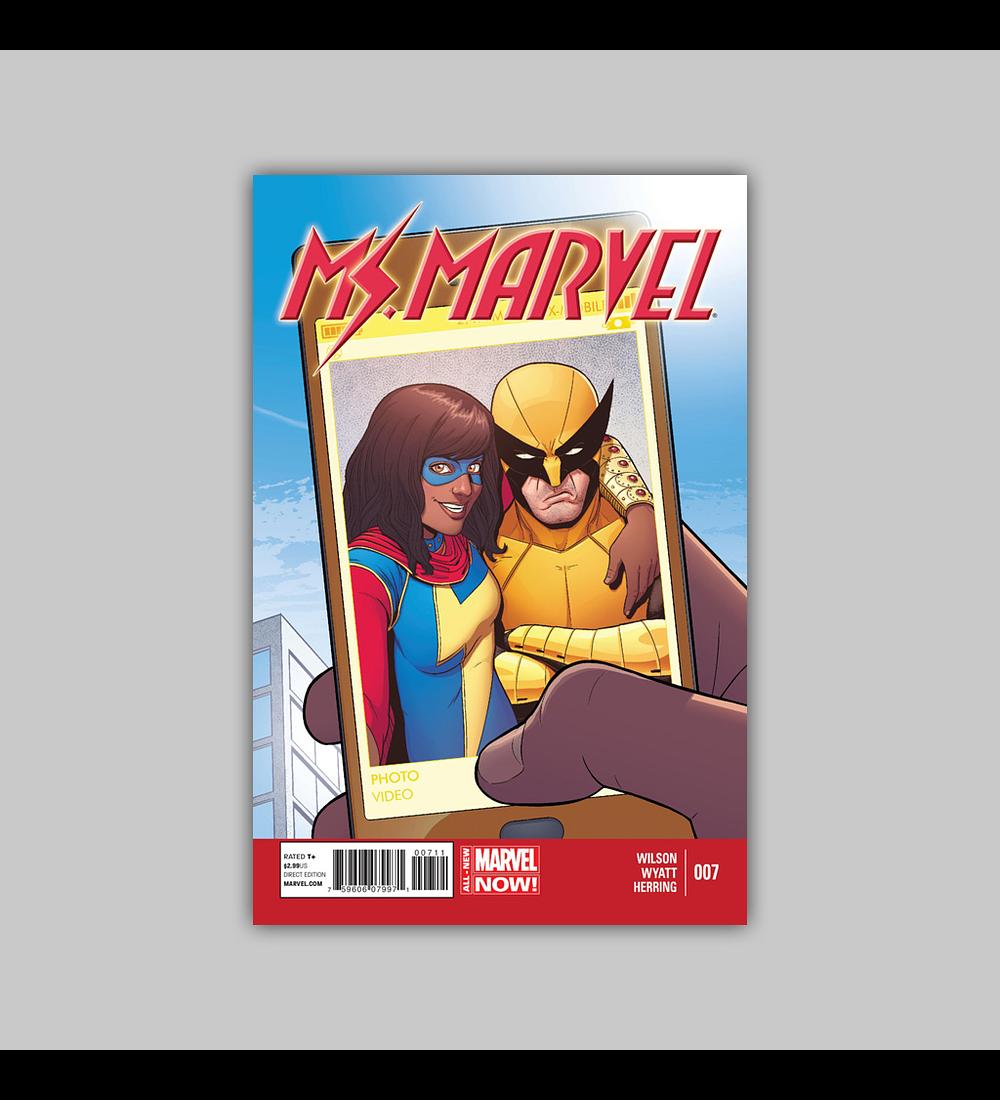 Ms. Marvel (Vol. 2) 7 2014