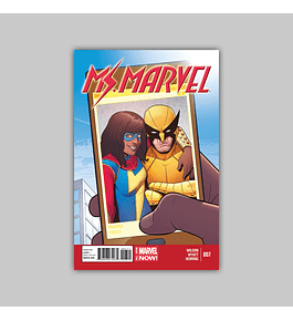 Ms. Marvel (Vol. 2) 7 2014