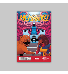 Ms. Marvel (Vol. 2) 9 2014