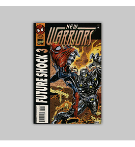 New Warriors 70 1996