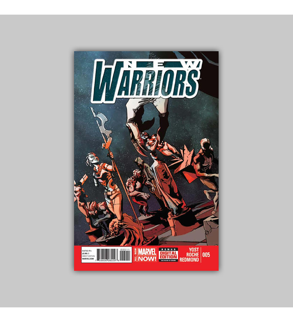 New Warriors (Vol. 4) 5 2014