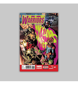 New Warriors (Vol. 4) 7 2014