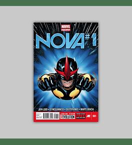 Nova (Vol. 4) 1 2013