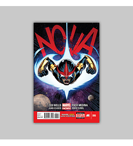 Nova (Vol. 4) 6 2013
