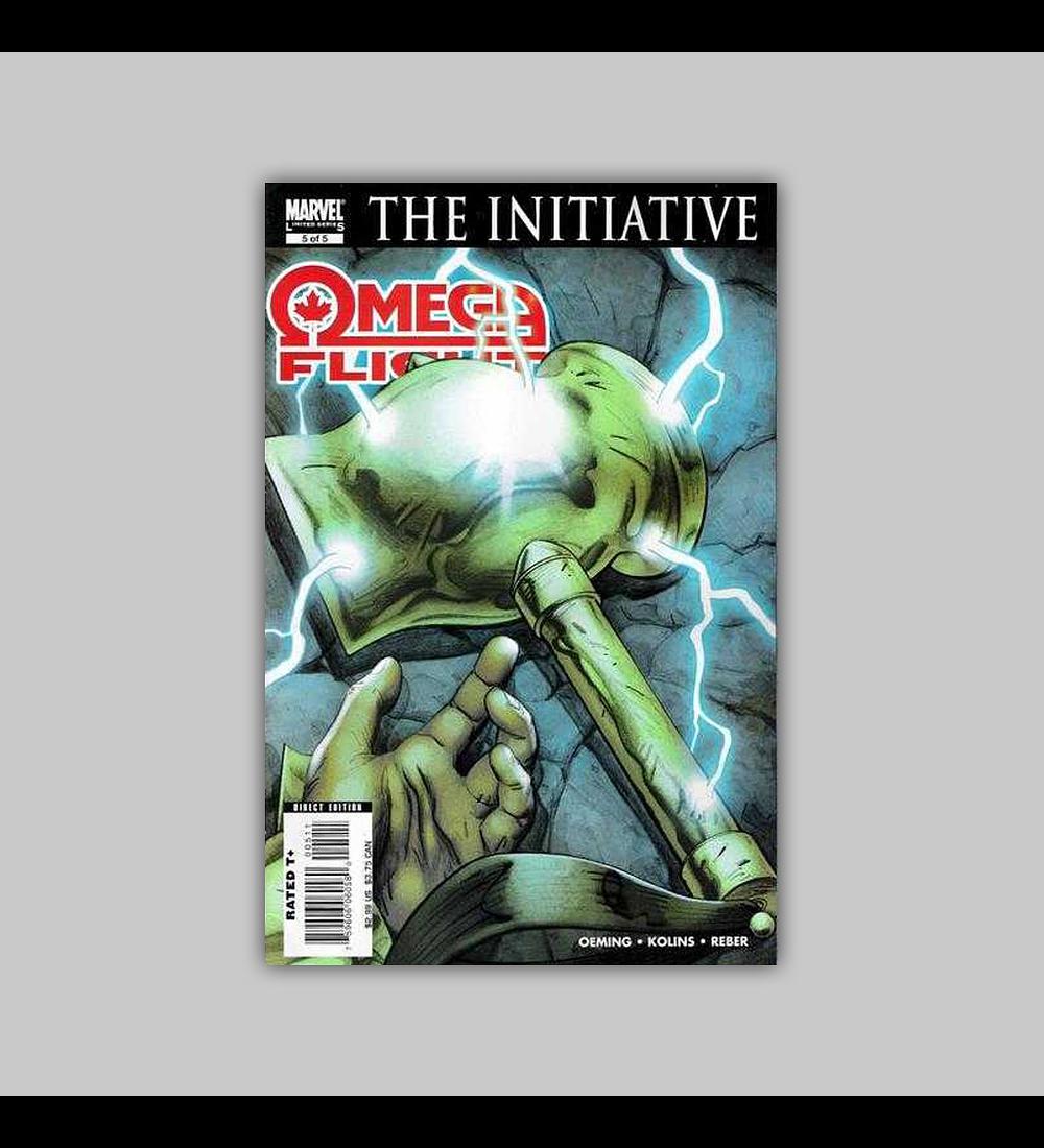 Omega Flight (complete limited series) 2007