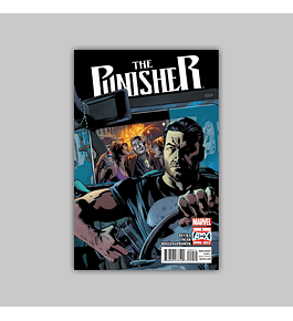 Punisher (Vol. 5) 9 2012