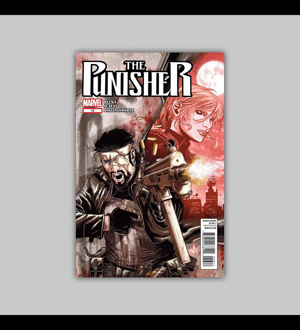 Punisher (Vol. 5) 13 2012