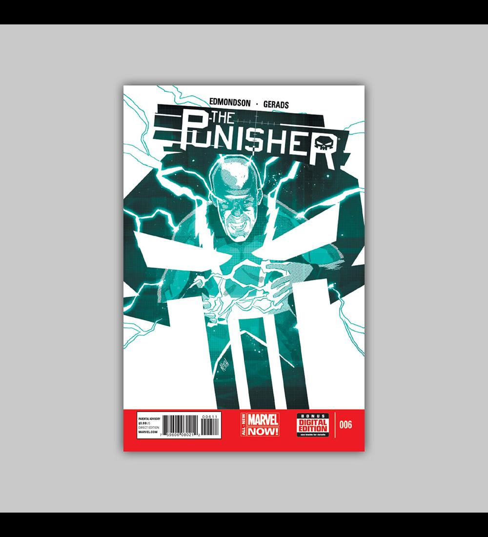 Punisher (Vol. 6) 6 2014