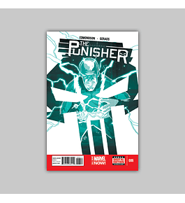 Punisher (Vol. 6) 6 2014
