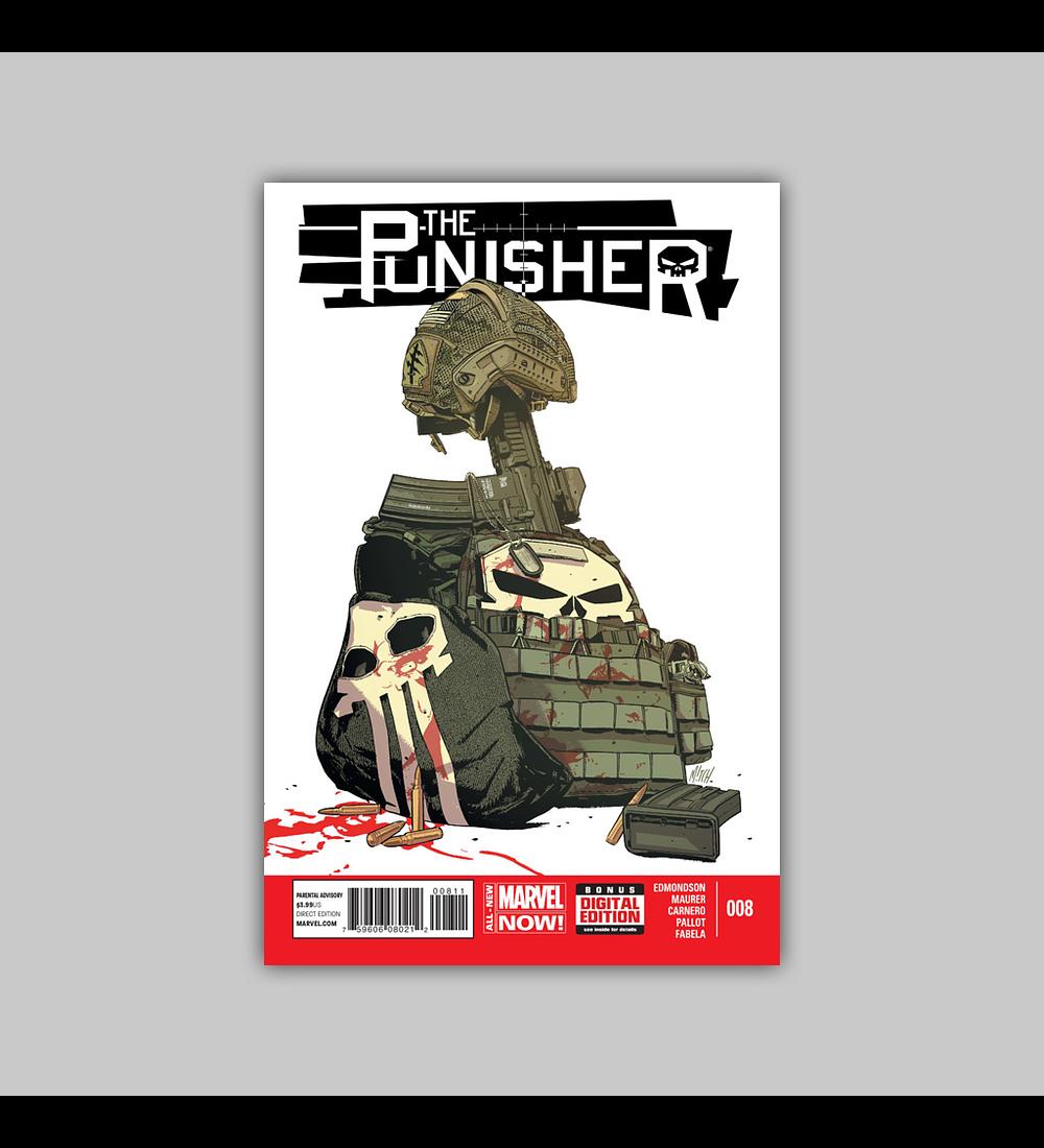 Punisher (Vol. 6) 8 2014