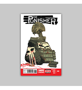 Punisher (Vol. 6) 8 2014