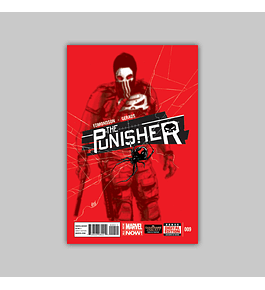 Punisher (Vol. 6) 9 2014