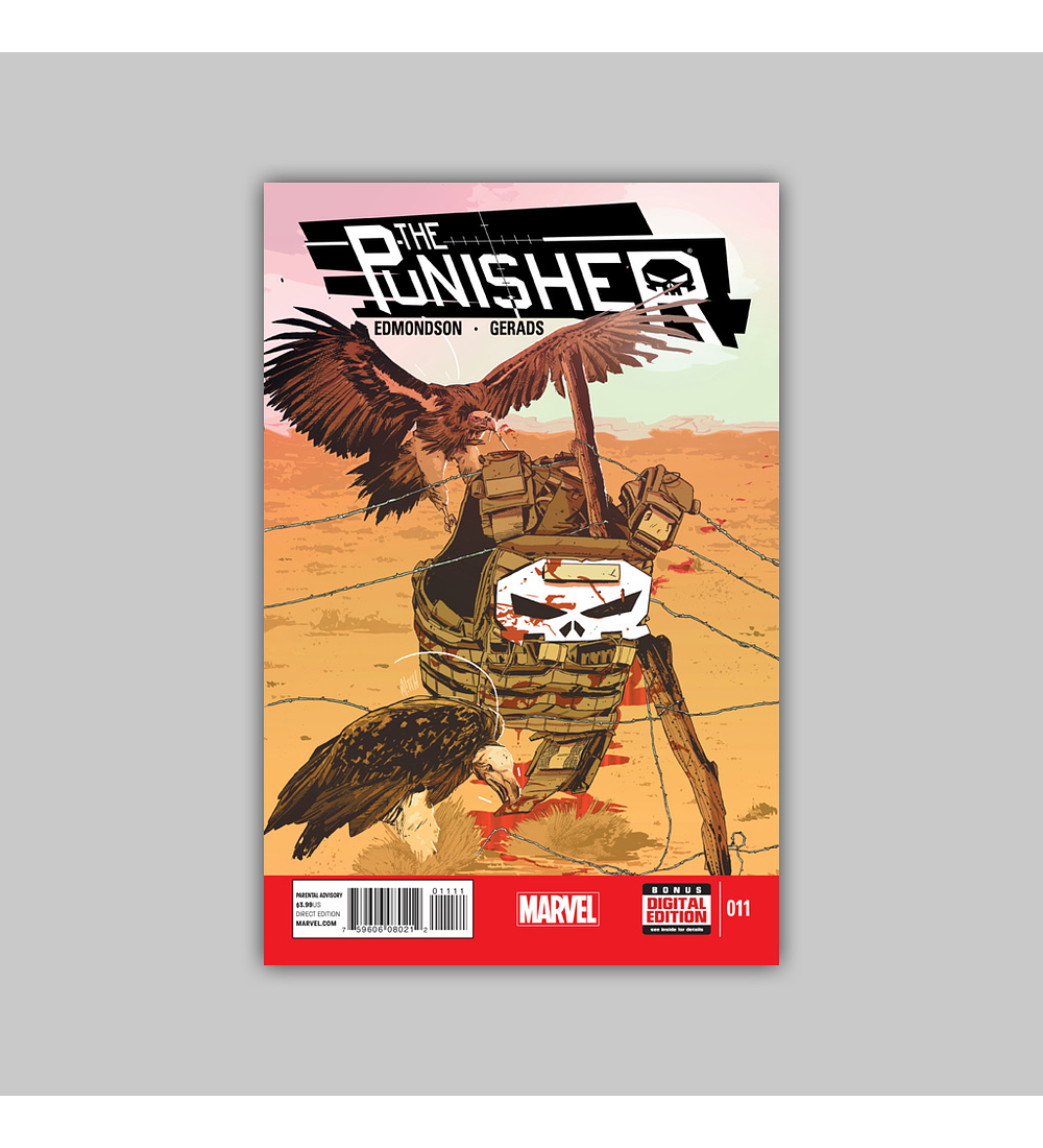 Punisher (Vol. 6) 11 2014