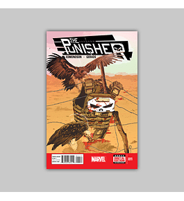 Punisher (Vol. 6) 11 2014