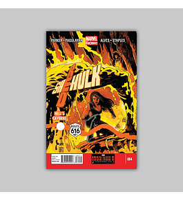 Red She-Hulk 64 2013