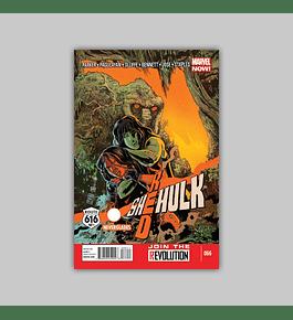 Red She-Hulk 66 2013