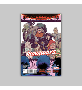 Runaways (Secret Wars) 2 2015
