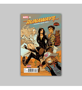 Runaways (Secret Wars) 3 2015