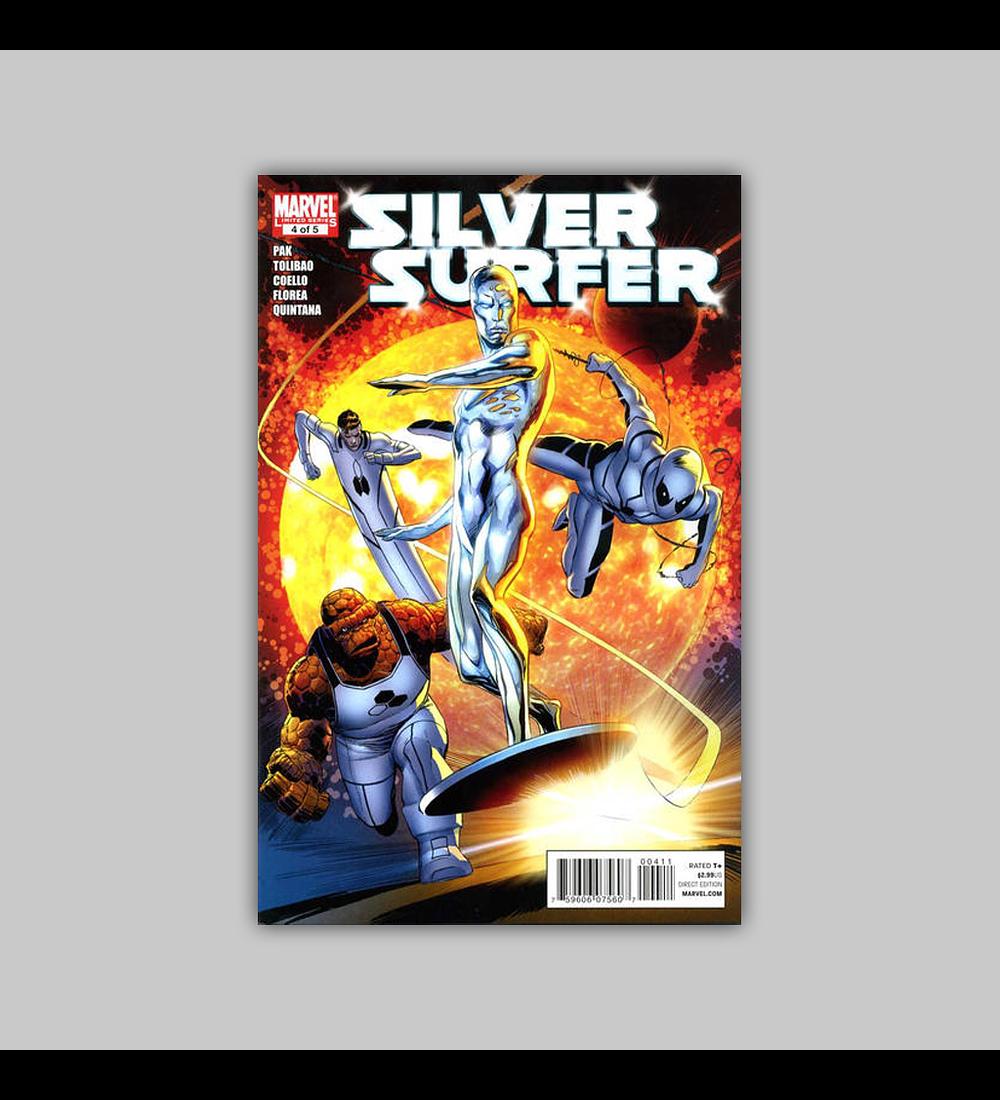 Silver Surfer 4 2011