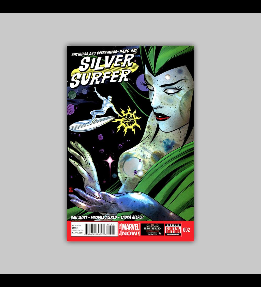 Silver Surfer (Vol. 3) 2 2014