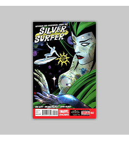 Silver Surfer (Vol. 3) 2 2014