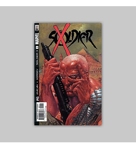 Soldier X 1 2002
