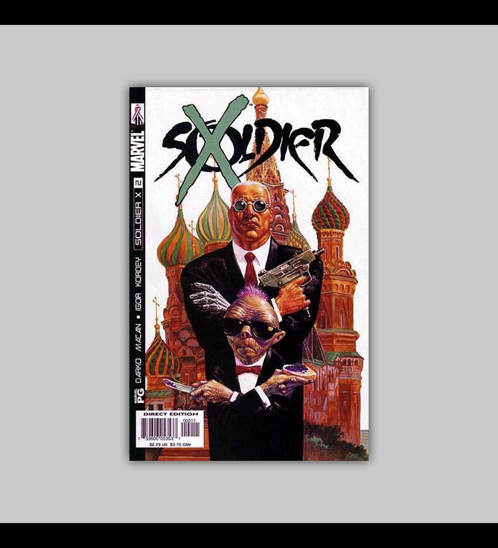 Soldier X 2 2002