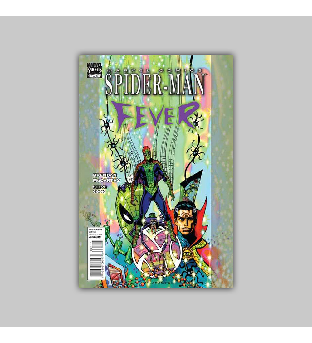 Spider-Man: Fever (complete limited series) 2010