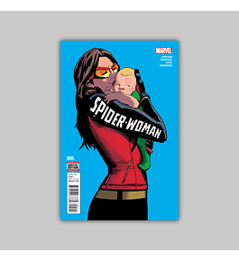 Spider-Woman (Vol. 4) 5 2016