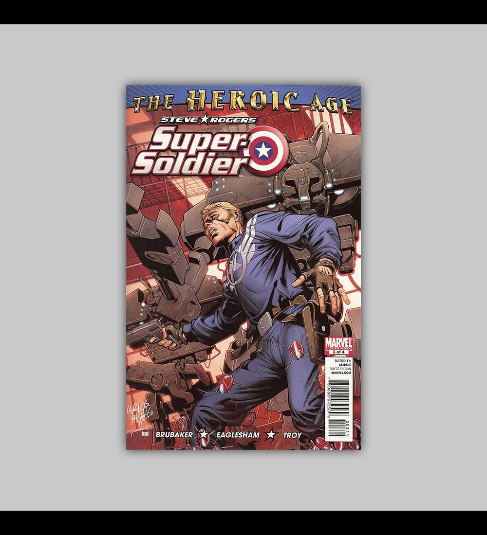 Steve Rogers: Super-Soldier 3 2010