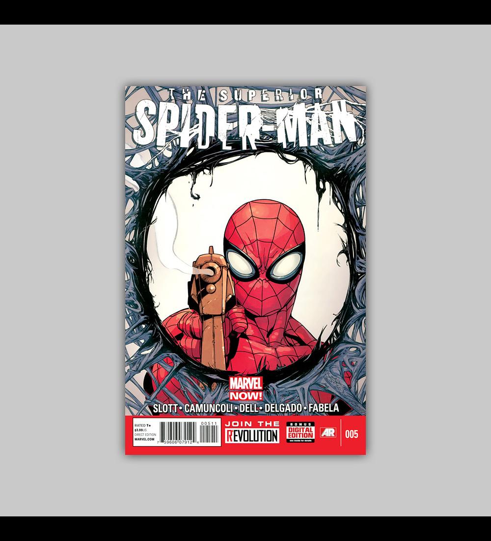 Superior Spider-Man 5 2013