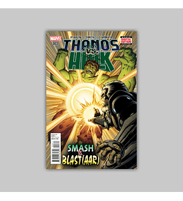 Thanos Vs. Hulk 3 2015