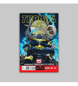 Thanos: Rising 2 2013